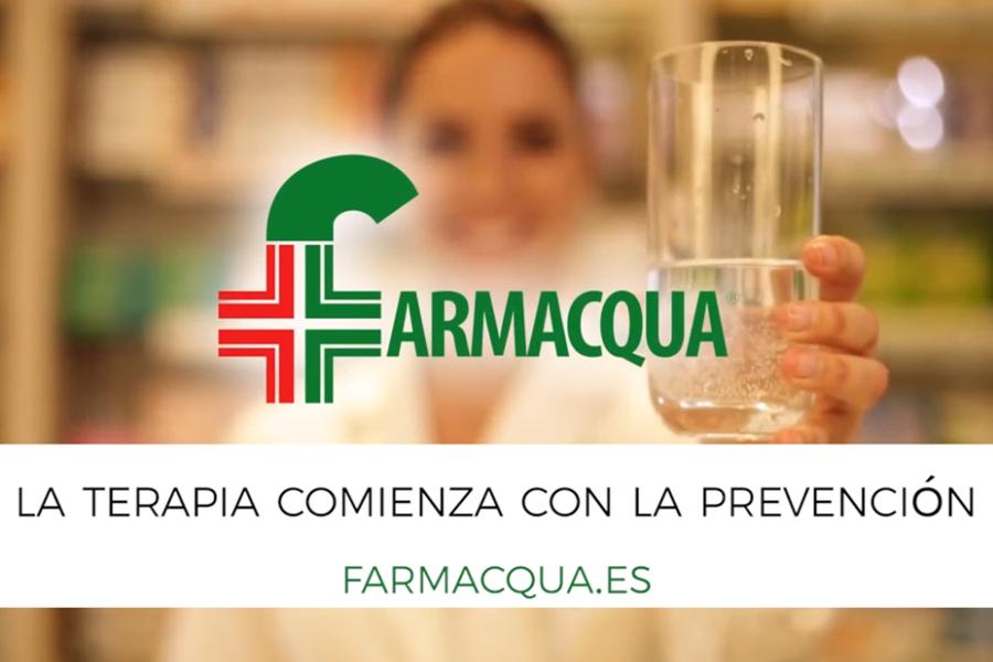 FARMACQUA- La terapia comienza con la prevención